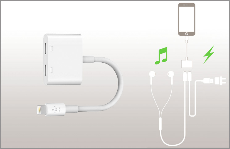 Music-While-Charging